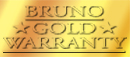 Bruno Gold Warranty