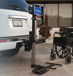 Harmar Micro Lifts Installed in Appleton, WI