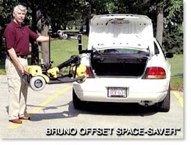 Offset Space-Saver