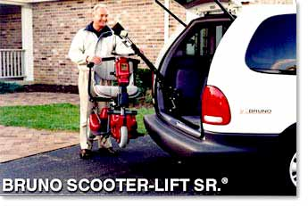 Scooter Lift Sr