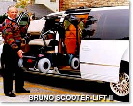 Bruno Scooter Lift II