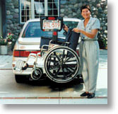 Bruno Back-Saver Wheelchair Lifts at Erickson Mobility in Menasha, Wisconsin
