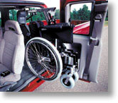 Bruno Cab-Sider Wheelchair Lifts at Erickson Mobility in Menasha, Wisconsin