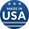 Made in the USA Stair List